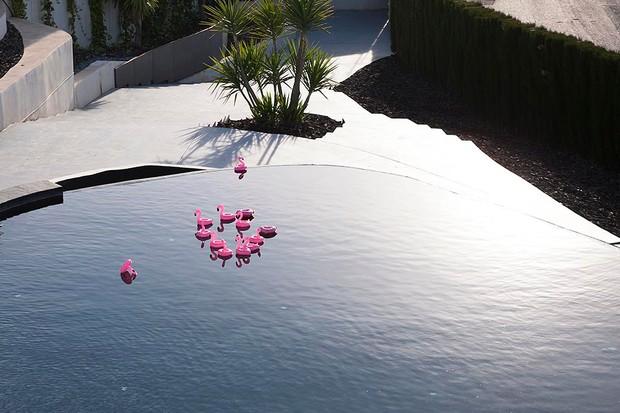 Swimming pool in Granada