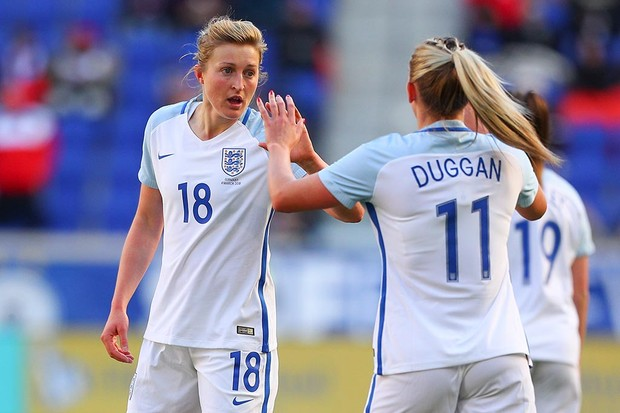 SOCCER: MAR 04 SheBelieves Cup - England v Germany