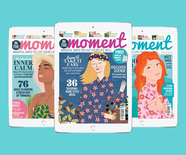 In The Moment digital subscriptions