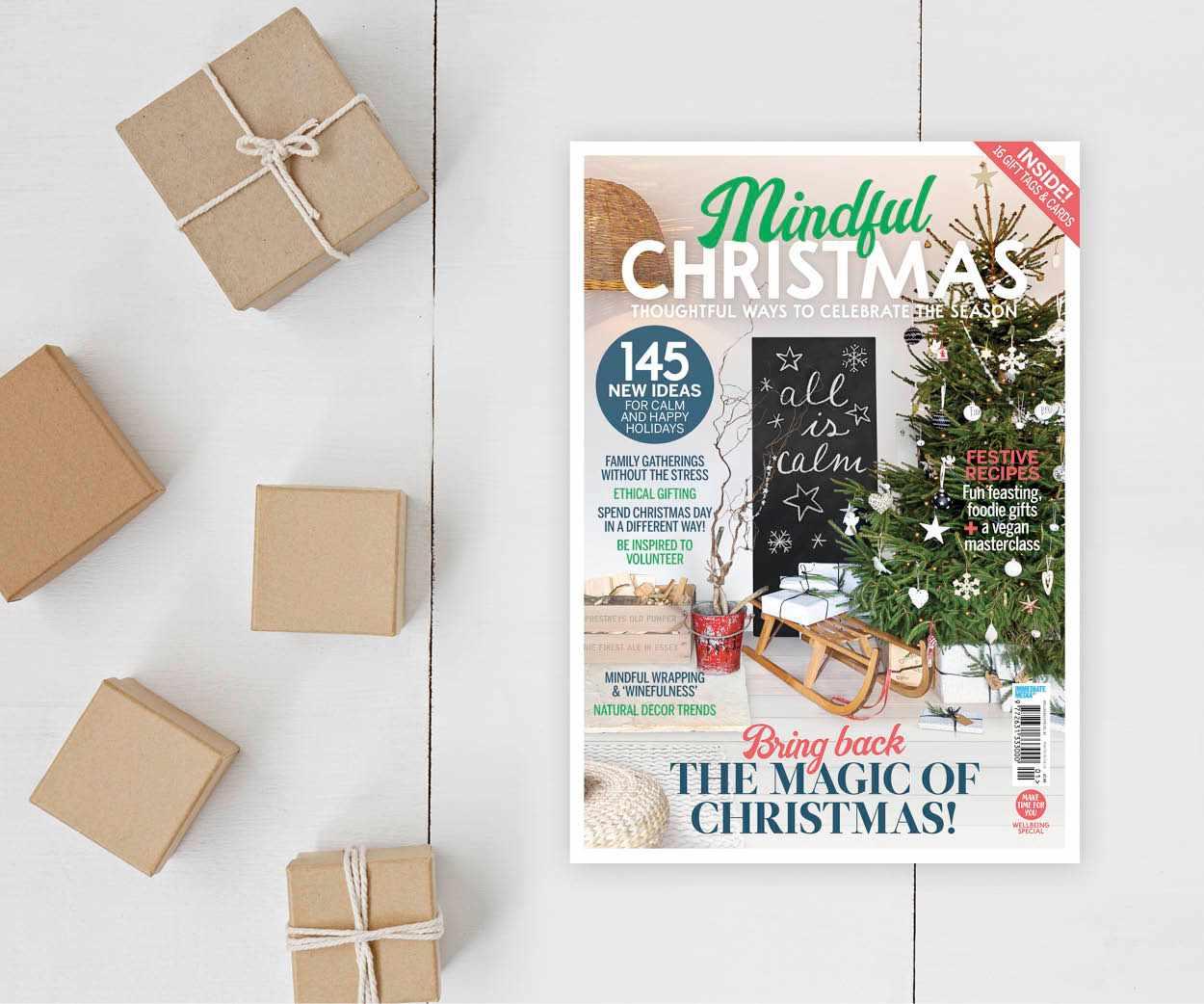 Mindful Christmas magazine
