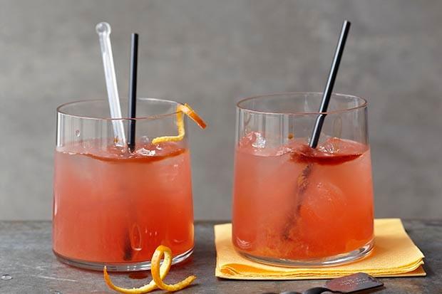 Blood orange kombucha recipe