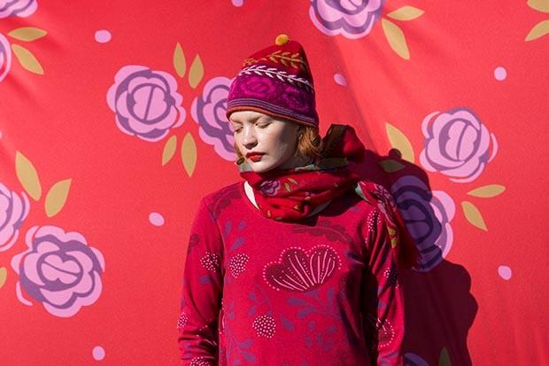 Gudrun Sjoden winter