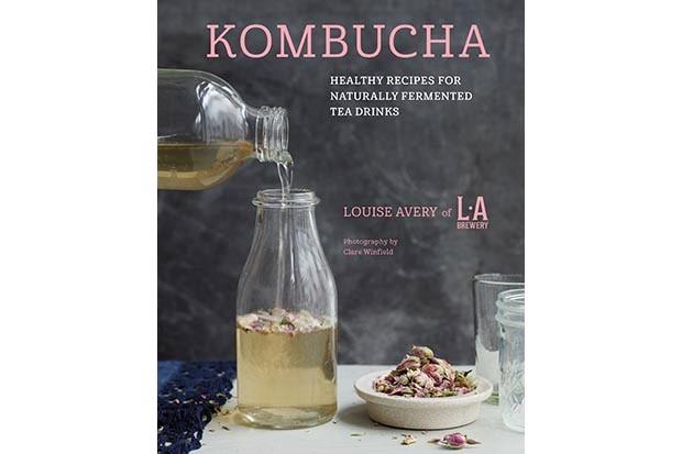 Kombucha by Louise Avery