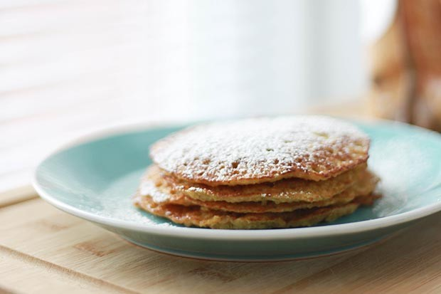 Pumpkin pikelets recipe