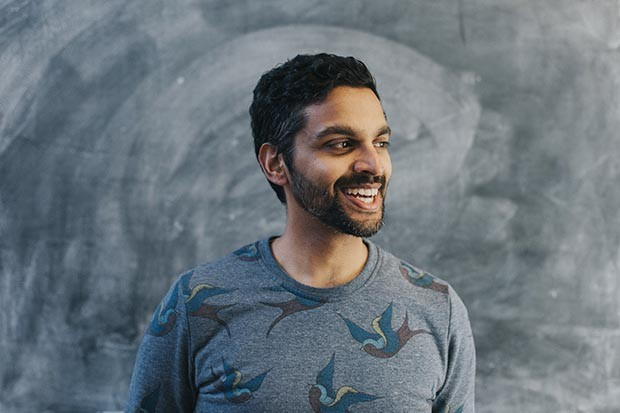 Rohan Gunatillake, founder of Buddhify (photo by Ashley Baxter)