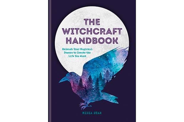 Witchcraft Handbook cover