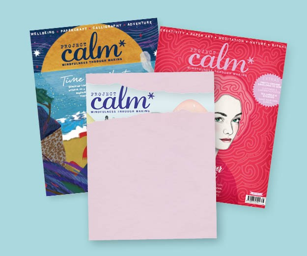 Project Calm covers