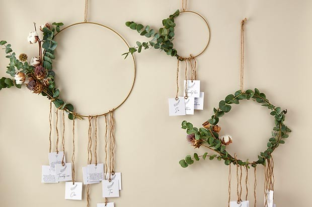 Make Your Own Advent Calendar Wreath Calm Moment