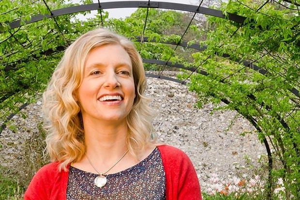 Charlotte Watts, author of Good Mood Food