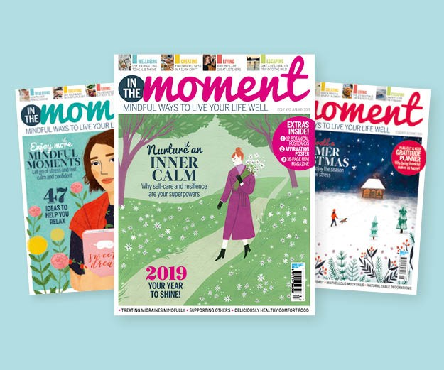 In The Moment Magazine issue 20 covers
