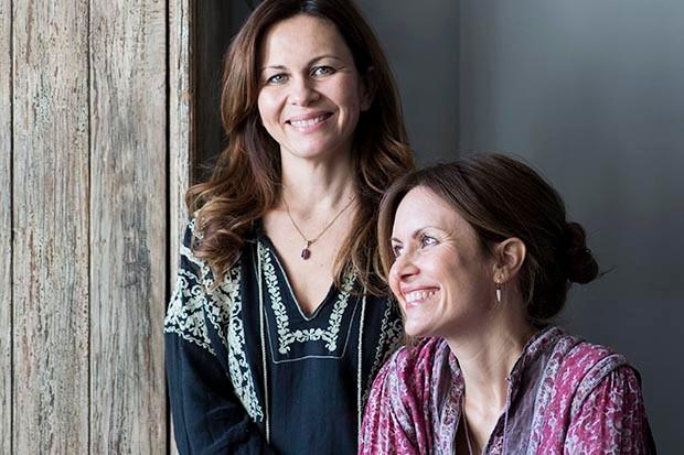Nadia Narain and Katia Narain Philips