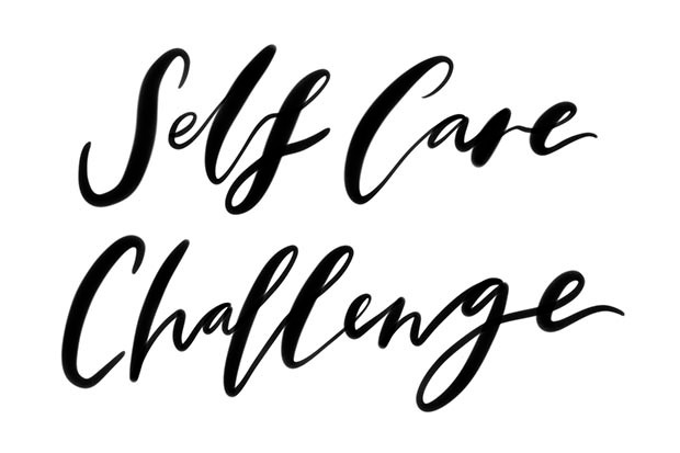 14-day self-care challenge