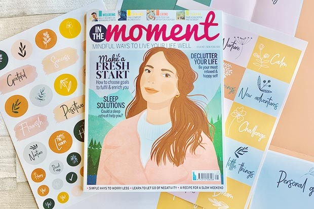In The Moment issue 21 cover