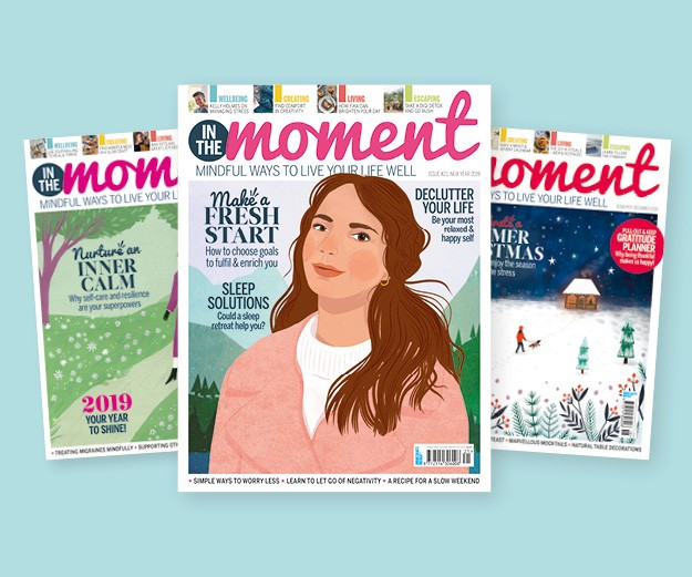 In The Moment issue 21 covers