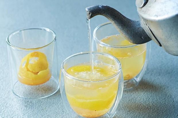 Tom yum tea recipe by Rachel de Thample