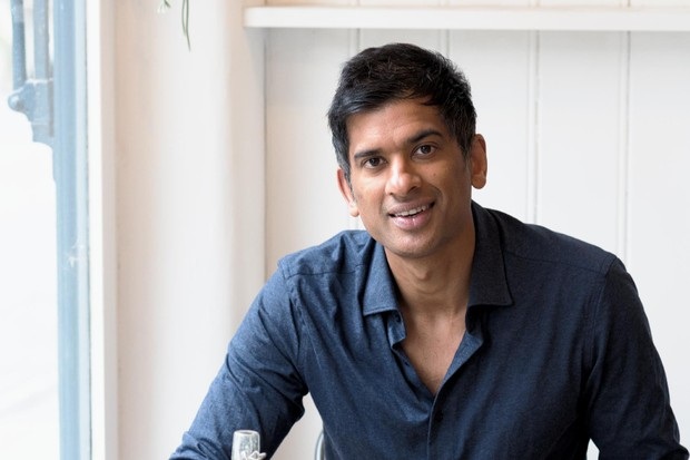 Dr Rangan Chatterjee (photo by Susan Bell)