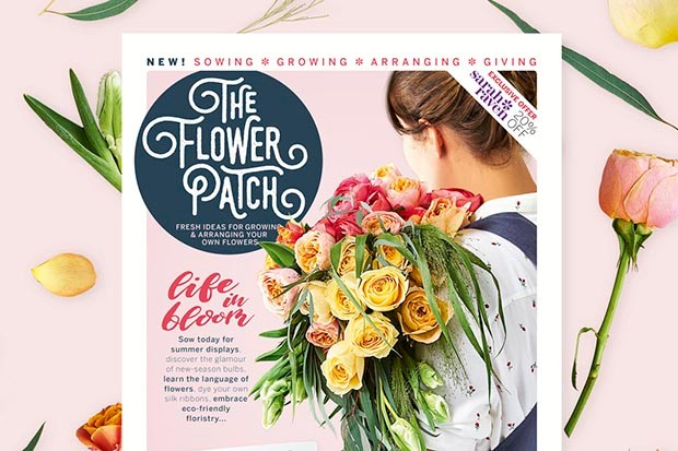 Flower Patch magazine issue 2