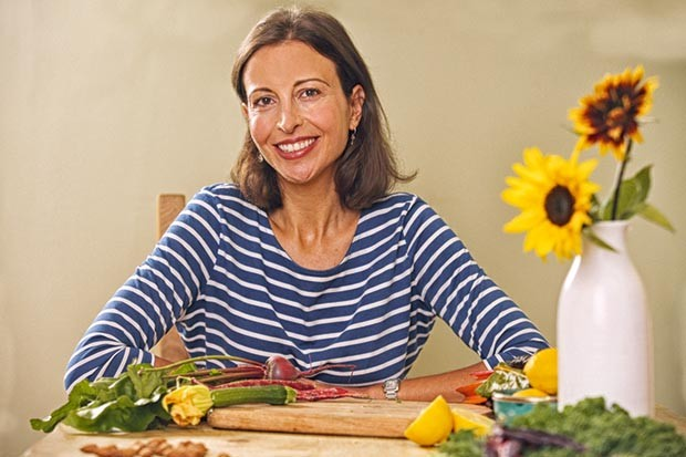 Suzy Glaskie talks about mindful eating inside issue 22. Photography by Jason Lock
