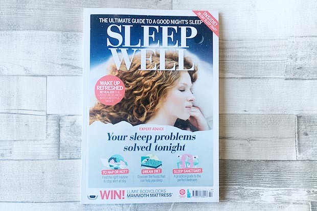 Sleep Well Magazine