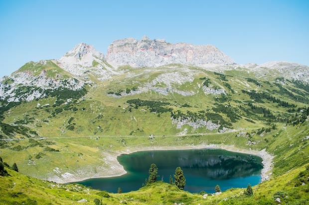Formarinsee in Austria