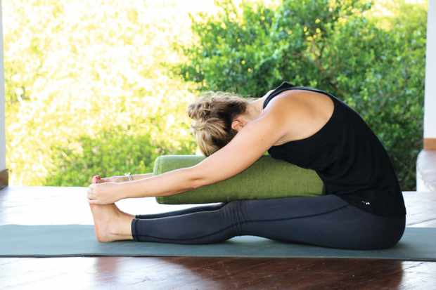 Find balance in your practice and slow down with yin yoga