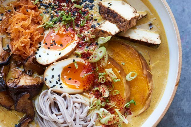 Miso ramen recipe by Gizzi Erskine