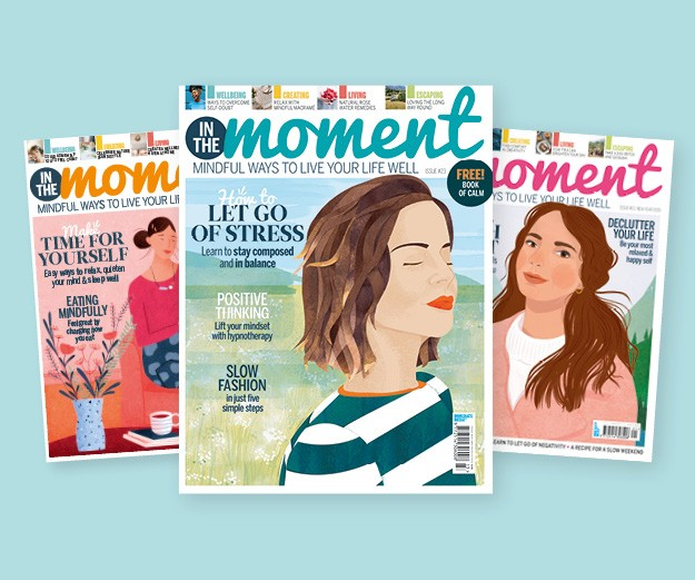 In The Moment covers