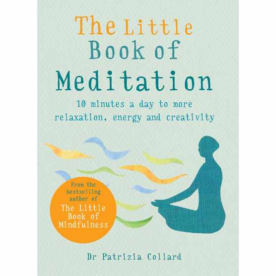 The Little Book of Meditation Cover copy
