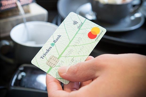 Triodos bank card