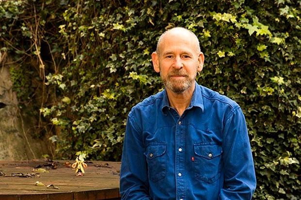 William Bloom outdoors