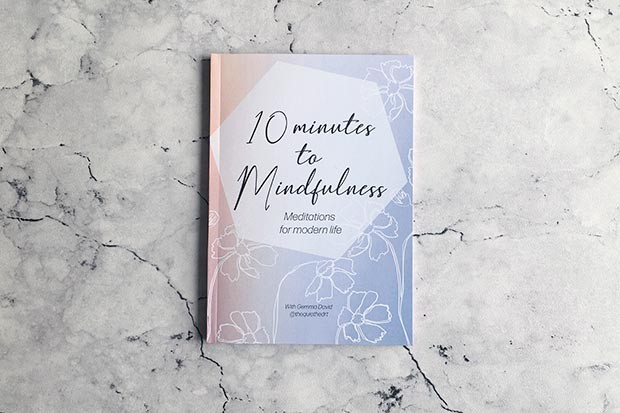 10 minutes to mindfulness