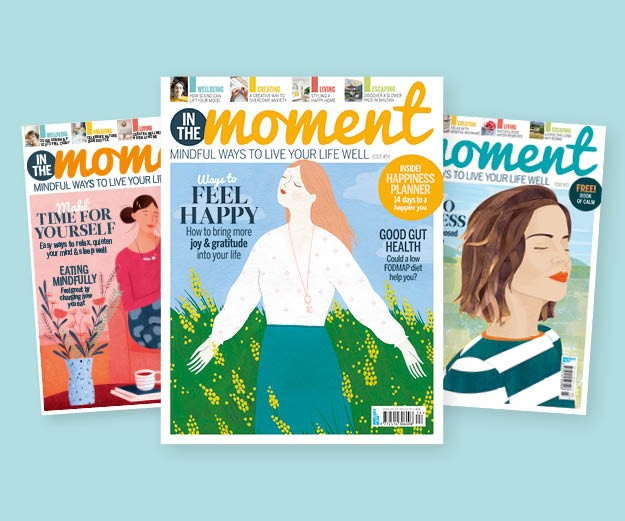 In The Moment print magazines