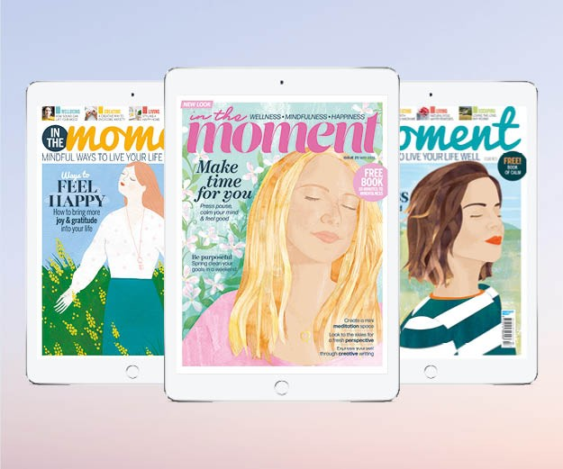 In The Moment subs covers digital