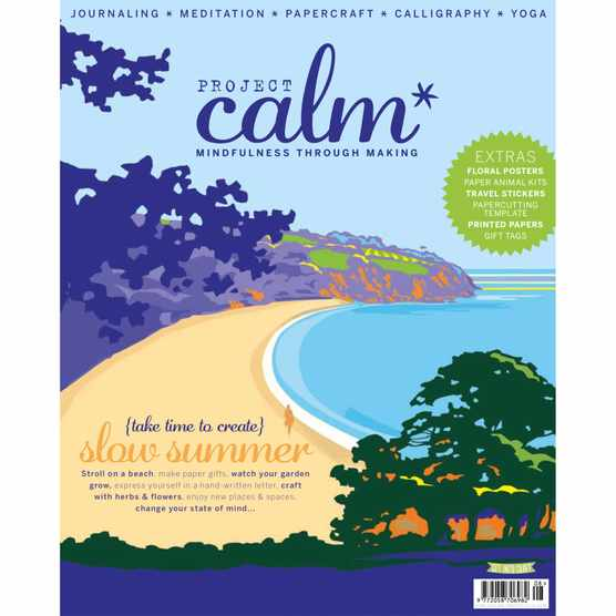Project Calm, issue one