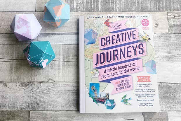 Creative Journeys magazine