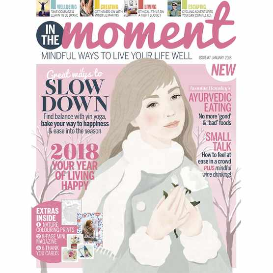In The Moment issue 7 cover