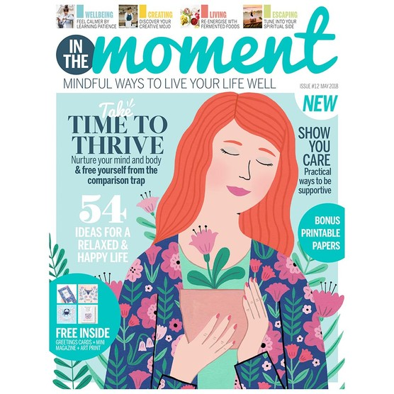 In The Moment issue 12 cover