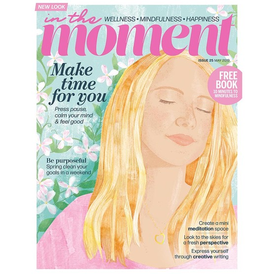 In The Moment issue 25 cover