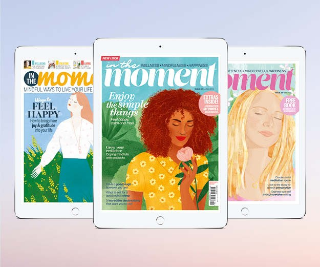 In The Moment issue 26 covers