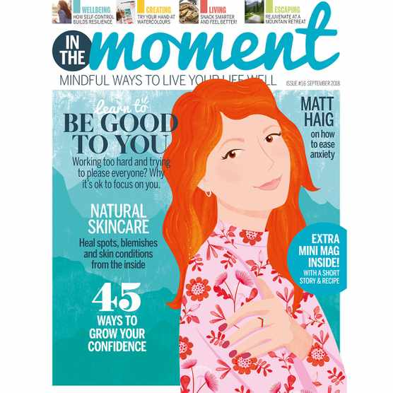 In The Moment 16 cover