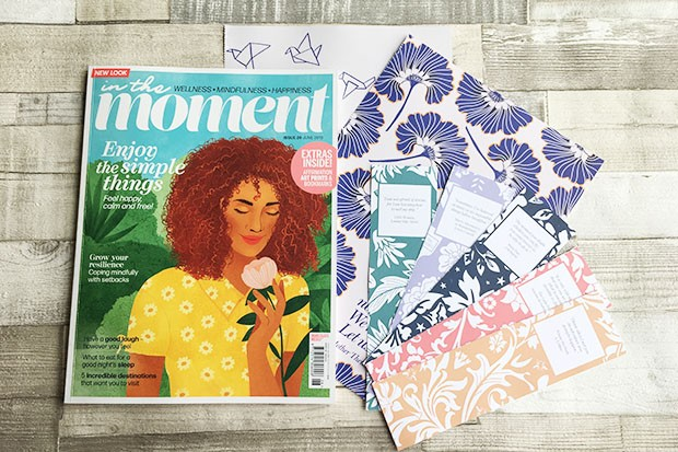 In The Moment issue 26 cover