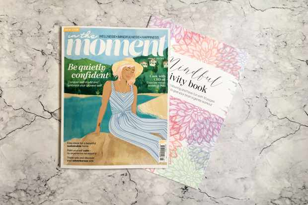 In The Moment issue 27 cover