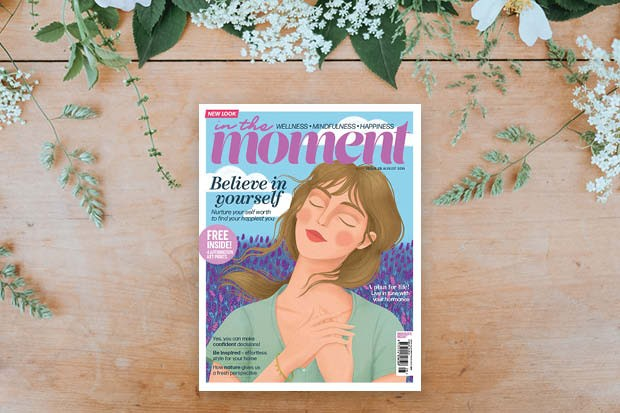 In The Moment issue 28 cover
