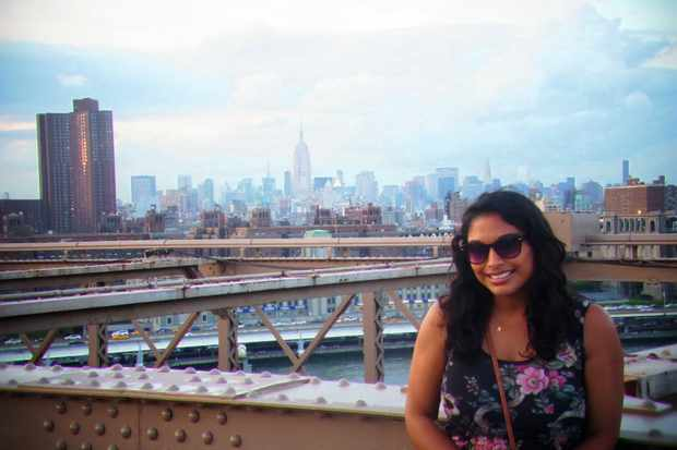 Karen soon discovered a passion for solo travel and even celebrated her 30th birthday alone in New York