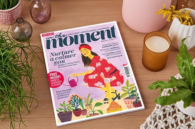 In The Moment issue 29 cover