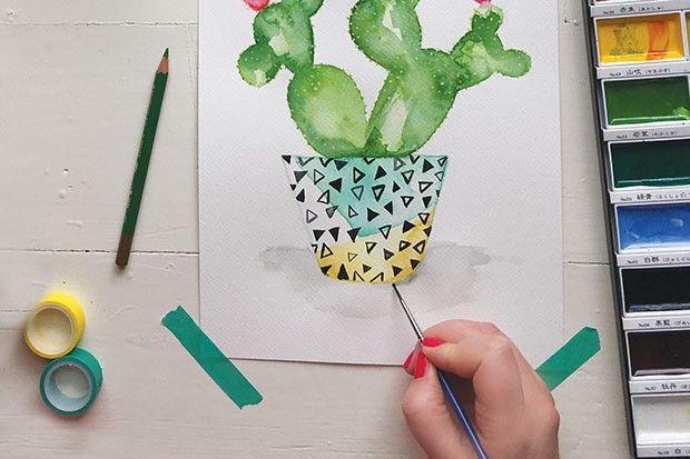 how-to-paint-watercolour-cactus-step-9