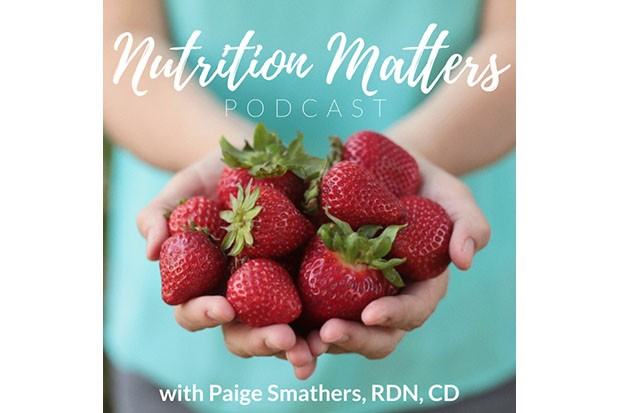 Nutrition Matters podcast artwork