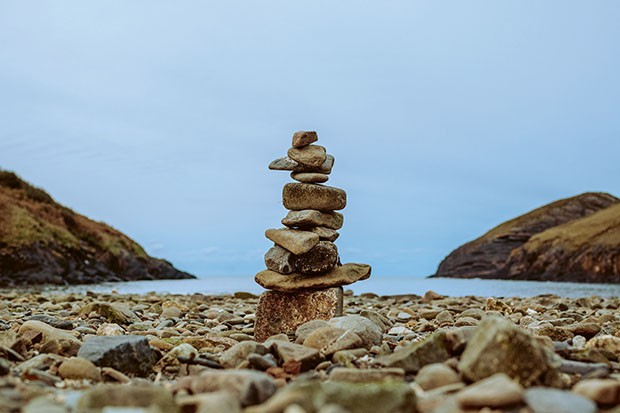 How to be a mindful beachcomber and explore the shoreline