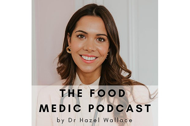 The Food Medic podcast artwork