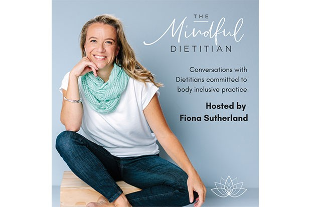 The Mindful Dietitian podcast artwork
